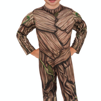 Child Guardian of the Galaxy Groot Costume