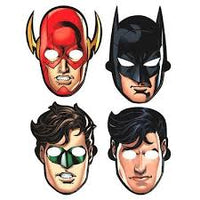 Justice League Ppr Mask