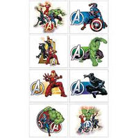 Avengers Powers Unite Tattoos