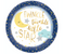 Twinkle Little Star 10.5 Round Plates