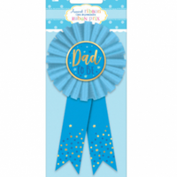 Dad To Be Award Ribbon