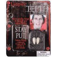 Adult Vampire Teeth Dents - Stage Fangs