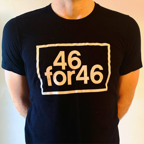46 for 46 Logo Tee