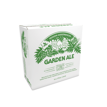 Garden Ale 16x 375ml can carton