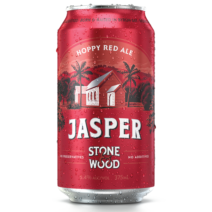 Jasper Ale 375ml can
