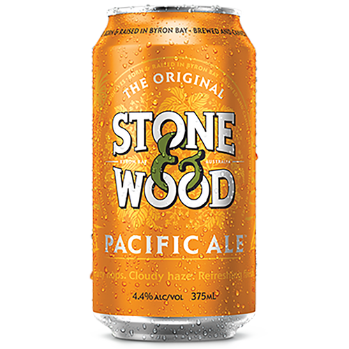 Pacific Ale 375ml can