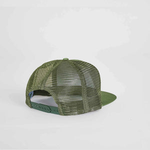 Stone & Wood Green Feet Trucker Cap