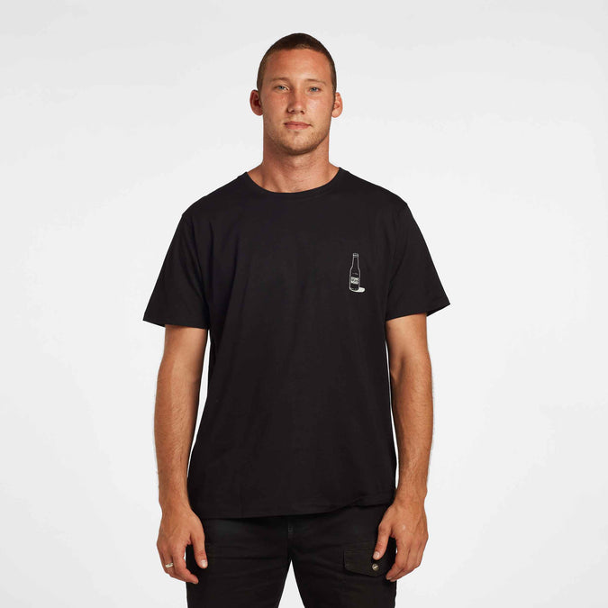 Bottle T-shirt - Black