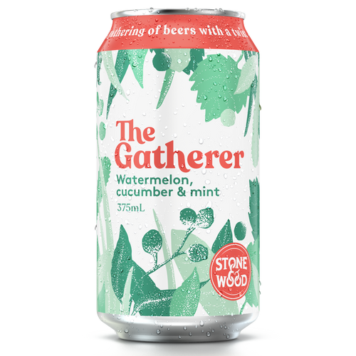 The Gatherer 375ml can