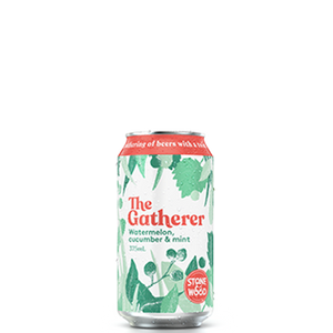 The Gatherer 375ml can small