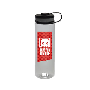 Death Box Banner Water Bottle