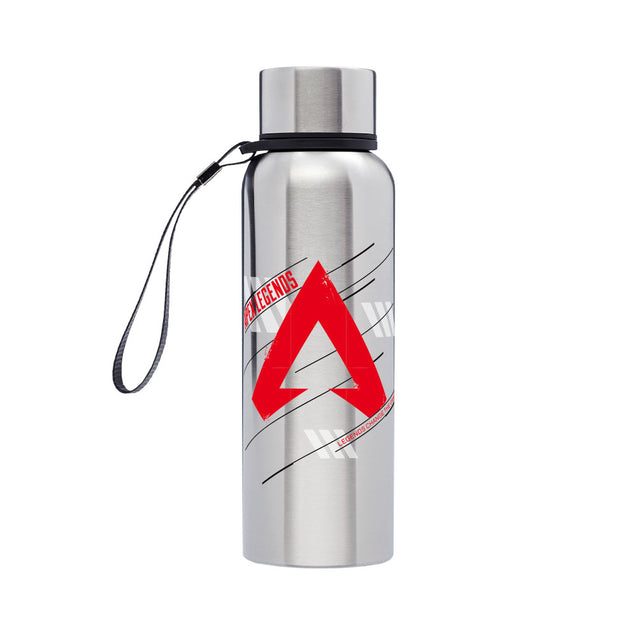 Legends Change the Game Stainless Steel Bottle