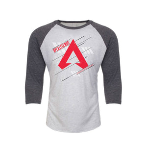 Legends Change the Game Raglan T-Shirt