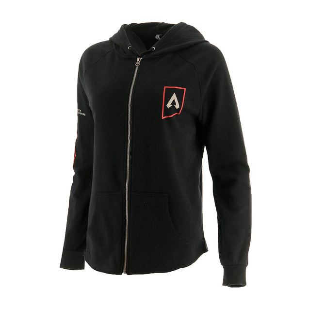 Legends Change the Game Womens' Zip Hoodie