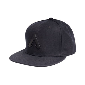 Apex Legends Sigil All-Black Snapback Cap