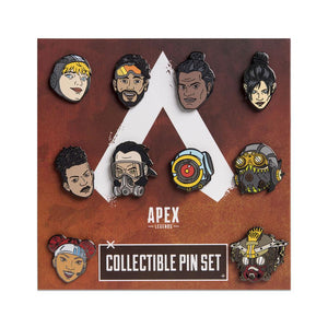Apex Legends Pin Pack (8-pack)