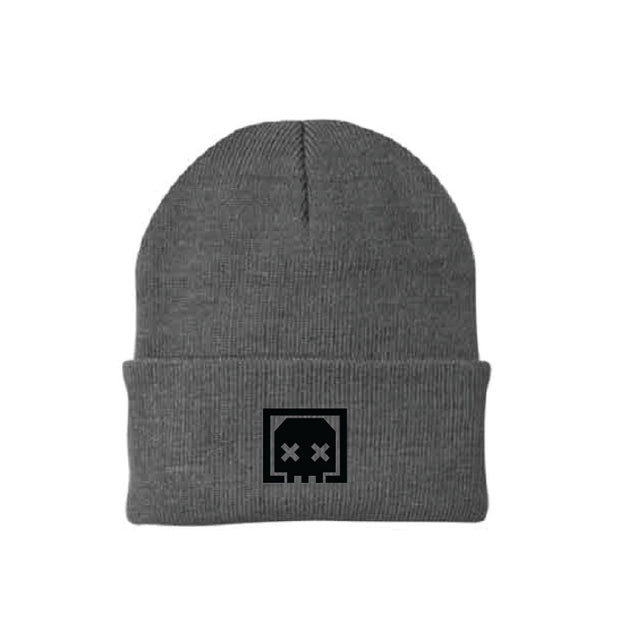 Death Box Knit Beanie