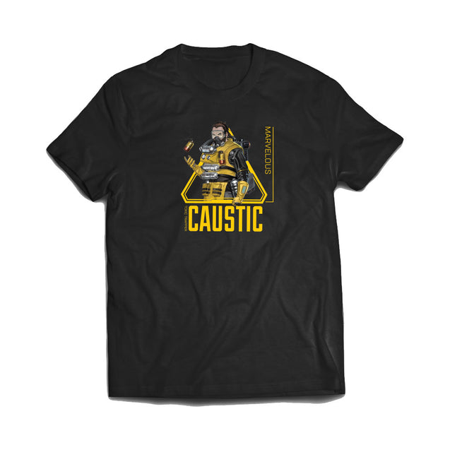 Caustic Apex Legends T-Shirt