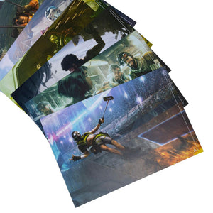 Apex Legends Concept Art Posters (8-Pack)