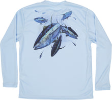 Load image into Gallery viewer, Dana Landing Logo/Tuna - UV Shirt - Longsleeve