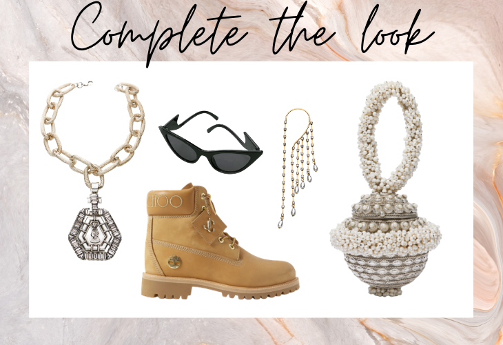 Complete the Look accessories