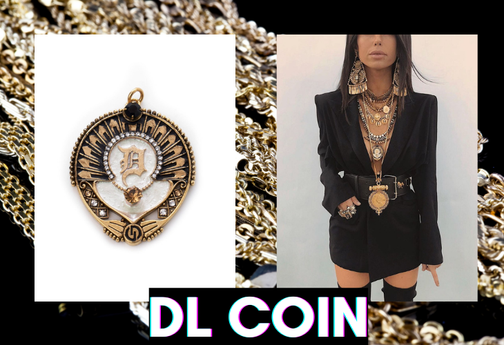 DYLAN LEX DL Coin lifestyle image
