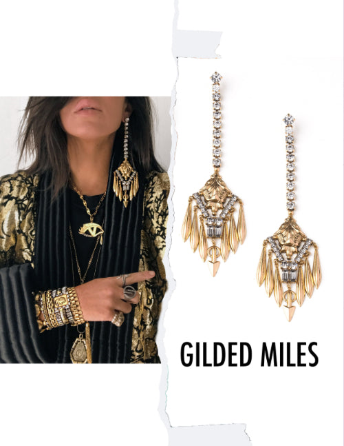 DYLAN LEX Gilded Miles lifestyle image