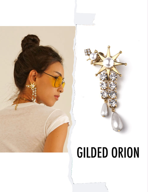 DYLAN LEX Gilded Orion lifestyle image