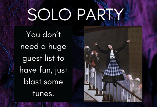 Solo Party tip