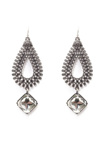 Statement Teardrop Earrings