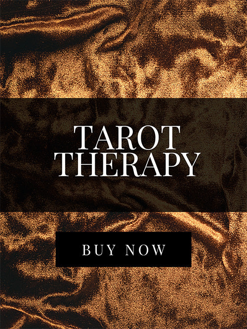 Tarot Therapy: Gift box and Virtual Reading