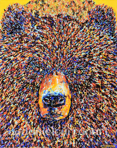 Bear - Daniel Curran Art