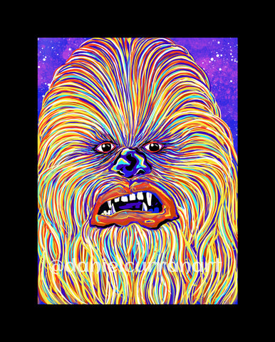 "8""x 10"" Chewy Print (Matted)"