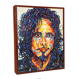 Chris Cornell on Wood Panel (Limited Edition)
