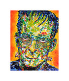 "8""x 10"" The Creature Print (Matted)"