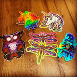 New Sticker Packs! - Daniel Curran Art