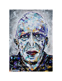 "5""x 7"" Voldemort Print (Matted)"