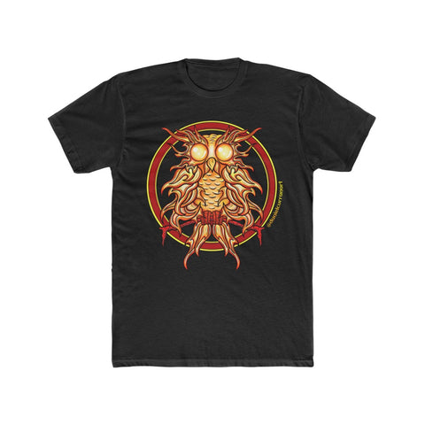 Fire Owl - Crew Tee - Daniel Curran Art