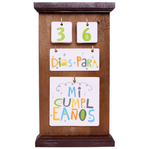 B3 CALENDARIO MADERA FECHAS MEMORABLES