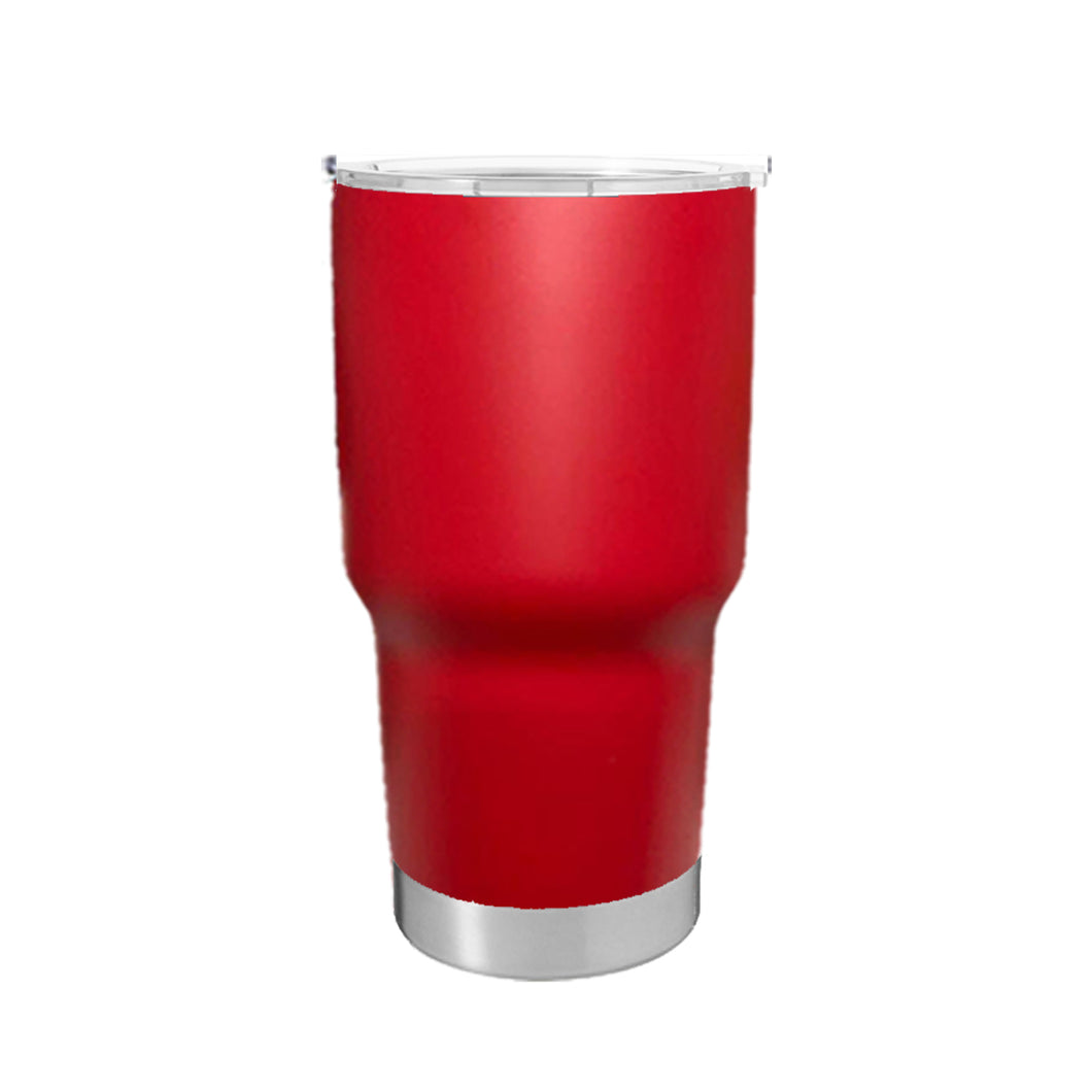 B1 TUMBLER TERMO 30 OZ DOBLE PARED ROJO