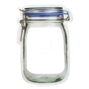 MEGA ZIPPER MASON JAR SET 2