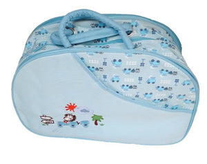 Baby Newborn Mother Maternity Premium Diaper Bag -  Light Blue