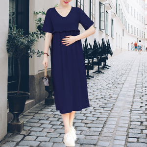 Nursing Maternity Dress