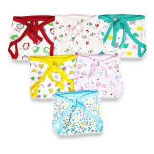 Just Kiding JK New Born Baby Cloth Nappies/Diapers/Langot washable and reusable