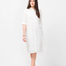 Load image into Gallery viewer, Comfy Shirt Style Dress
