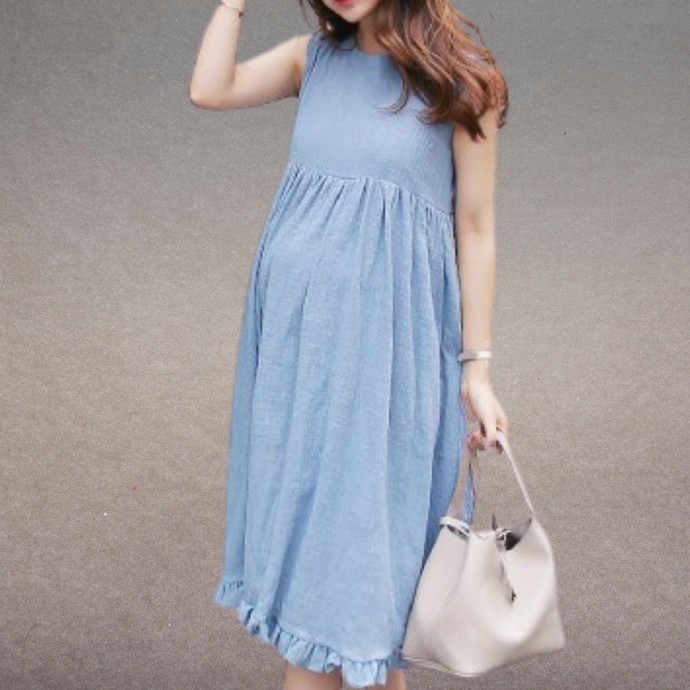 Empire Line Dress