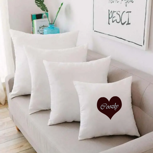 Coozly Special Edition Pillows - Cotton Twill-2pcs