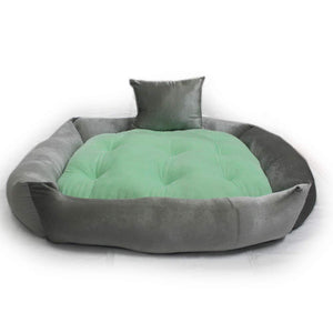 GreyGreen - Pet Royale Small Dog Bed