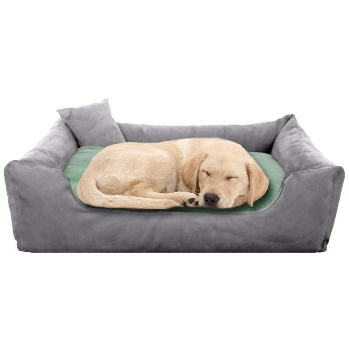 GreyGreen - Pet Royale Big Dog Bed