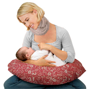 Einstein Pink-Krady Kroft 5in1 Feeding Pillow